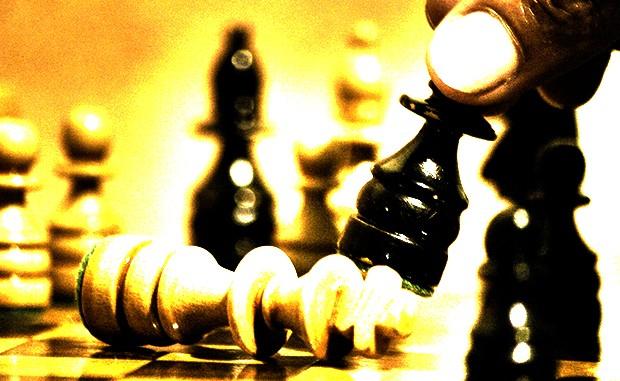 One From The Archives: Alekhine vs Lasker, Swiss