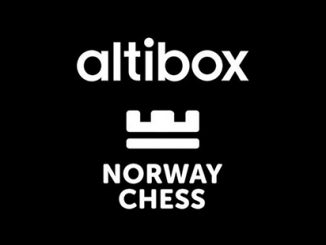 Altibox Norway Chess logo | © www.norwaychess.no