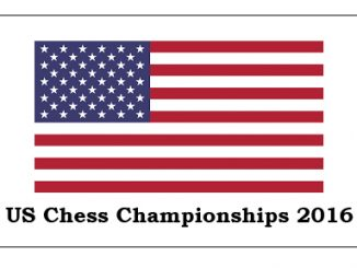 US Chess Championships 2016