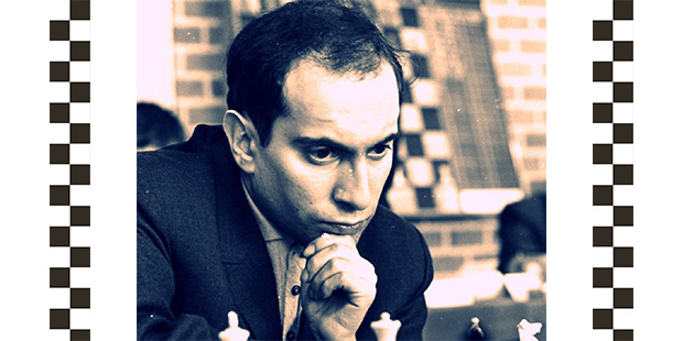 Featured image: Mikhail Tal
