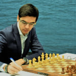 Anish Giri at the 2018 Tata Steel Chess Tournament   © Hot Off The Chess, http://www.hotoffthechess.com