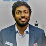 Baskaran Adhiban at the 2018 Tata Steel Chess Tournament   © Hot Off The Chess, http://www.hotofftheches