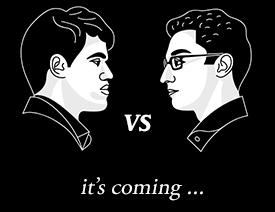 Carlsen vs Caruana 2018: It's coming...