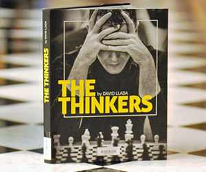 The Thinkers by David Llada