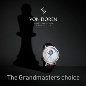 The Grandmaster mark II by Von Doren.