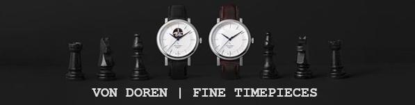 Von Doren, Fine Timepieces | https://www.vondoren.com/